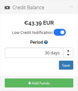 whmcs-low-credit-balance-notification-si